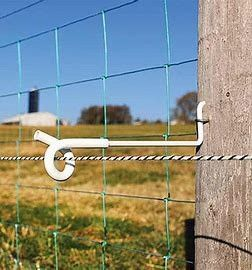 PST271W Electric Fence Posts