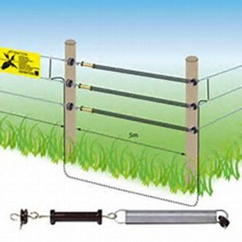 HDL105*B Handle Spring Kits Electric Fence Gate